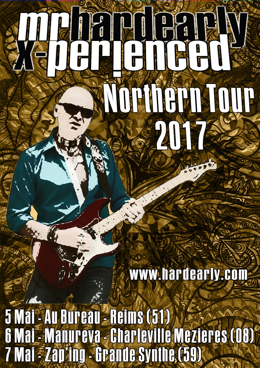 Northern Tour 2017