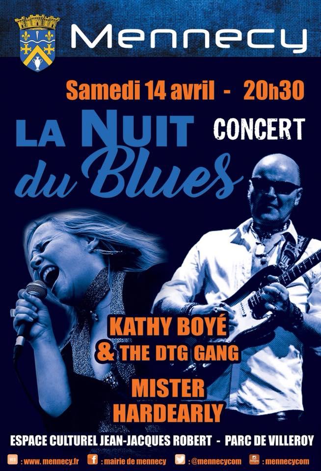 Nuit du Blues 2018