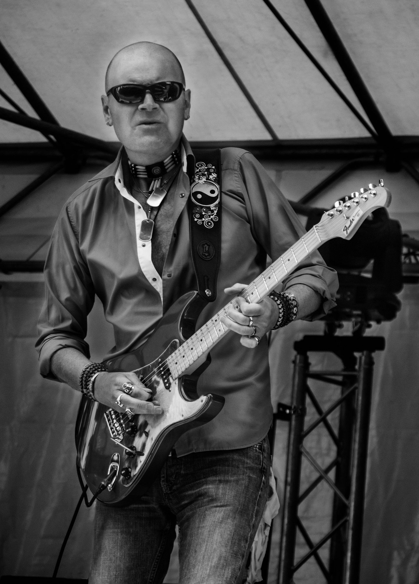 Mr H Gartempe blues festival 2015