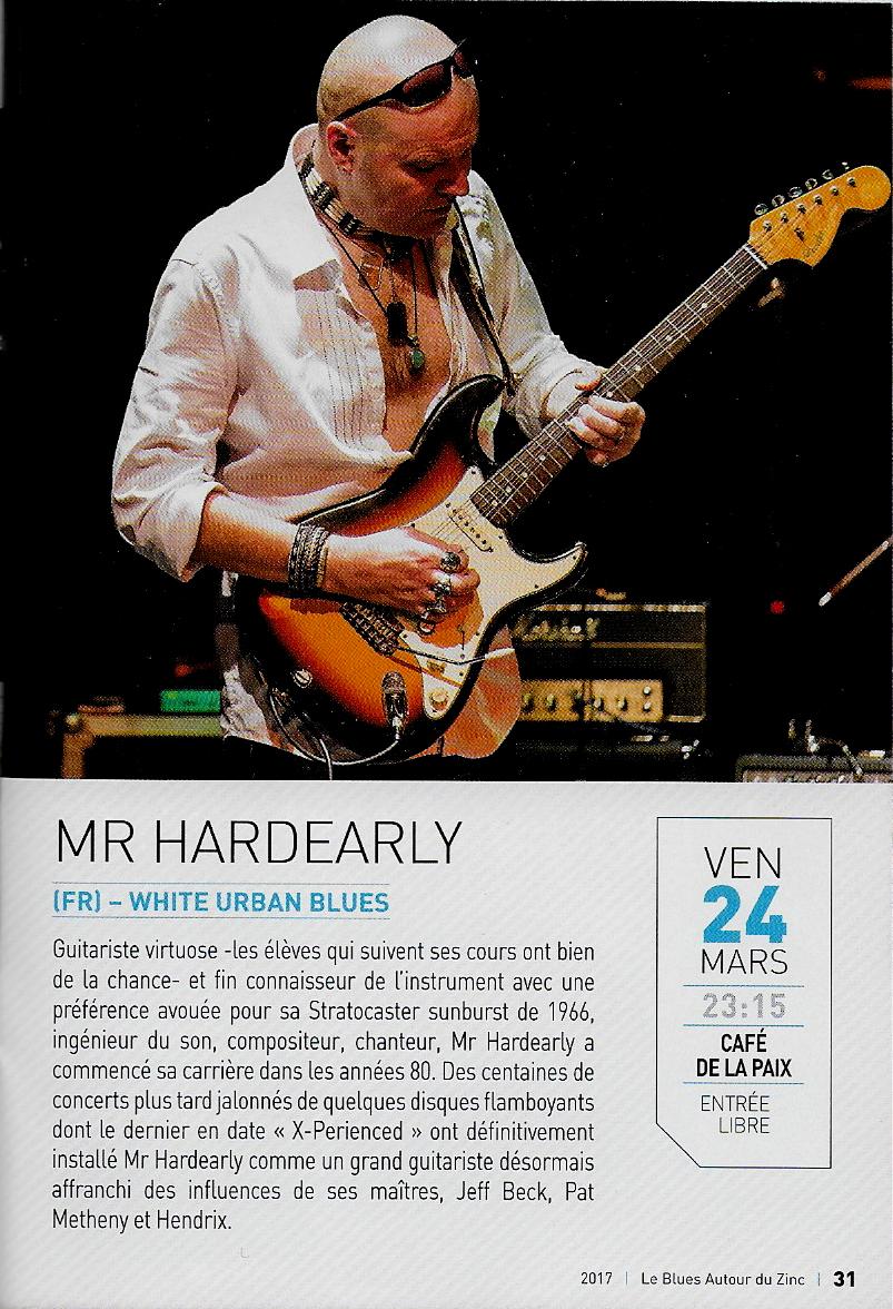 Festival Blues autour du zinc 2017
