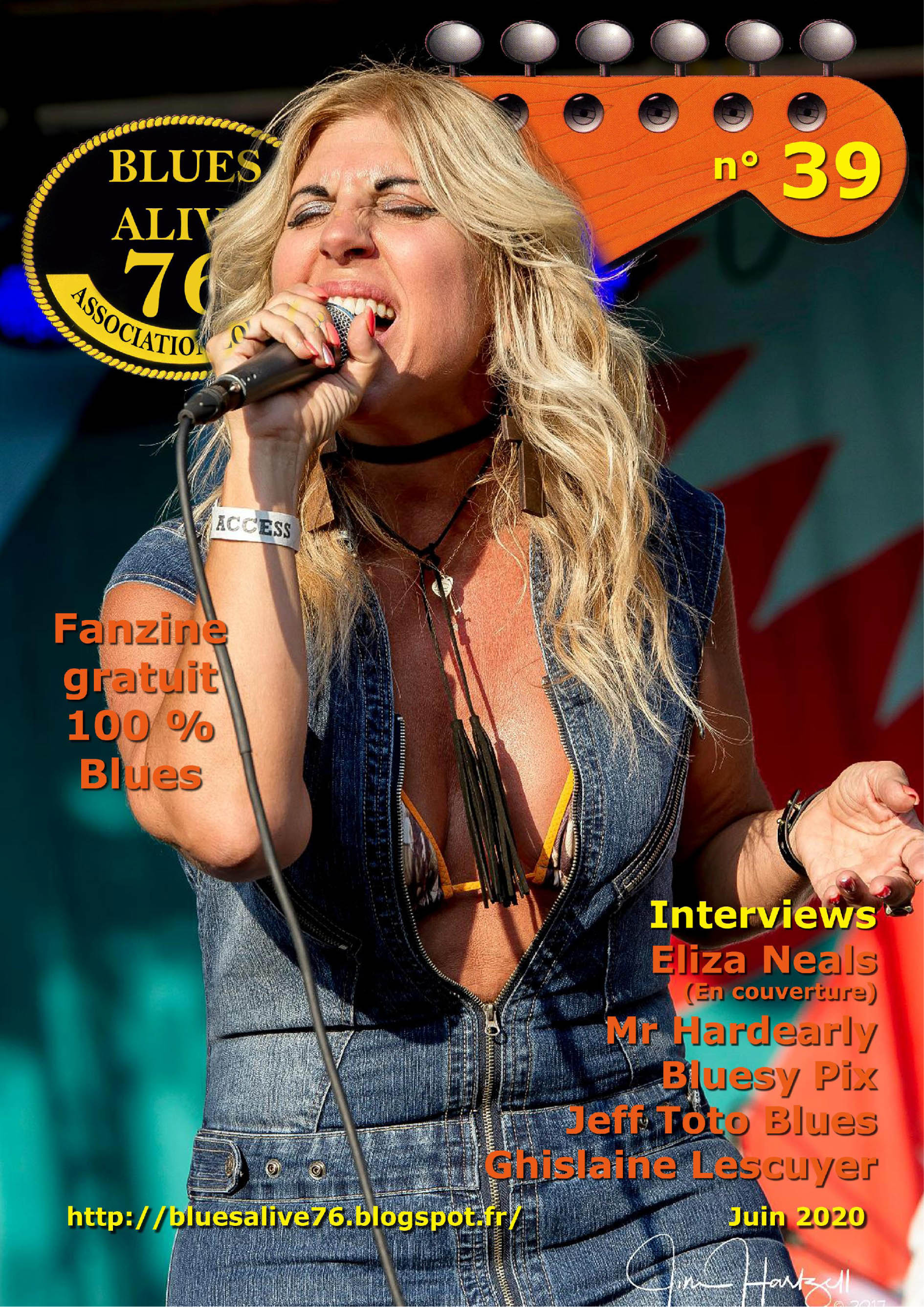 Itw Blues Alive 76